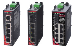 SLX Industrial Ethernet Switch