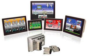 Advanced Graphic Operator Interface (HMI) Panels