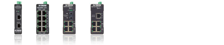 100 Unmanaged PoE Ethernet Switch Series