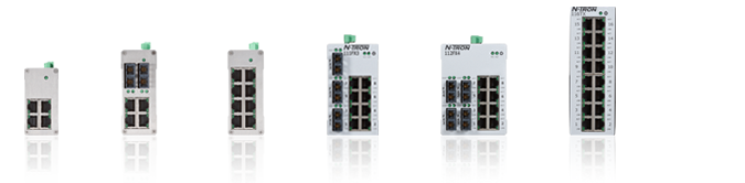 N-Tron 100 Series Unmanaged Switches