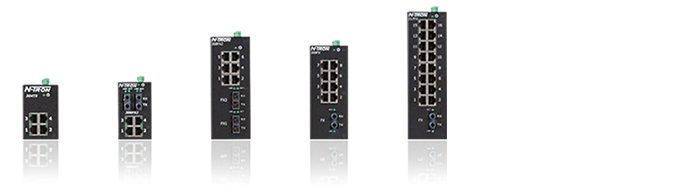 N-Tron 300 Series Unmanaged Switches