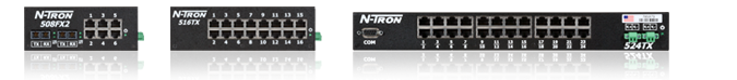 N-Tron 500-N Series Monitored Switches