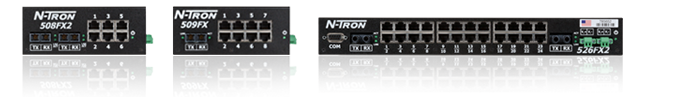 N-Tron 500 Series Unmanaged Switches