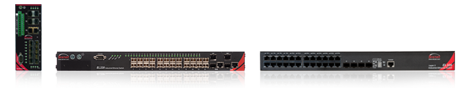 Sixnet EL Series Advanced Management Switches