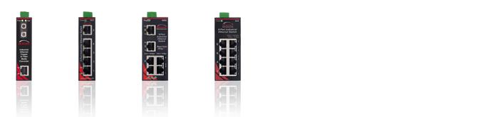 Sixnet SL Series Unmanaged Switches