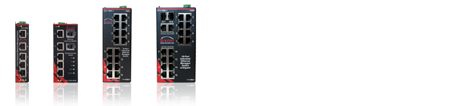 Sixnet SLX Series Managed Switches