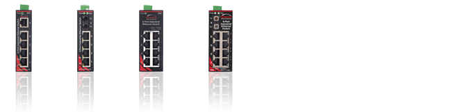Sixnet SLX Series Unmanaged Switches