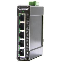 1005TX Gigabit Industrial Ethernet Switch