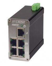 105TX MDR Unmanaged Industrial Ethernet Switch