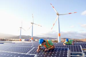 Alternative Energy IT Networks