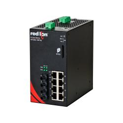 NT24k™-10FXE2 Managed Gigabit Ethernet Switch, ST 80km