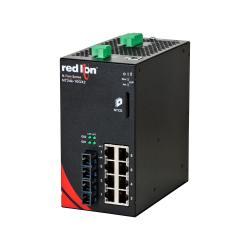 NT24k™-10GXE2 Managed Gigabit Ethernet Switch, SC 80km