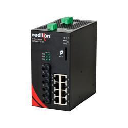 NT24k™-11FXE3 Managed Gigabit Ethernet Switch, ST 15km