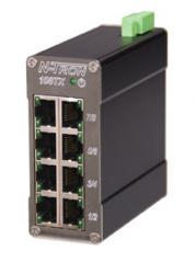 108TX HV Unmanaged Industrial Ethernet Switch