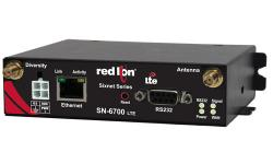 SN-6700-AT-MX IndustrialPro® SN 6000 Router-AT&T 1 Port LTE/3G/2G (AC/Molex)