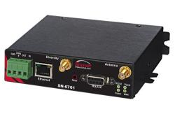 SN6701_L IndustrialPro® SN 6000 Router-AT&T 1 Port LTE/3G/2G (PoE)